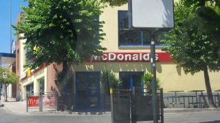 Il McDonalds di Vasto