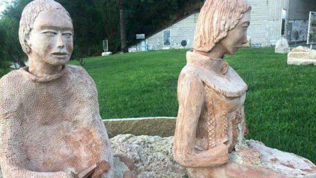 Termoli: il trittico preso di mira dai vandali