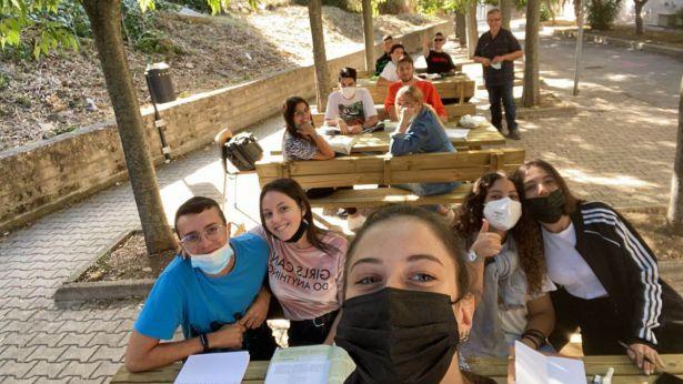 Studenti del Palizzi di Vasto