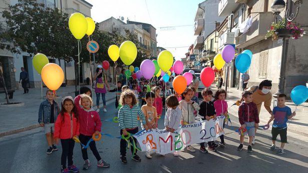San Salvo: la marcia della pace